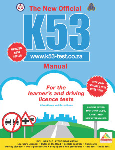 k53 learners test ebook